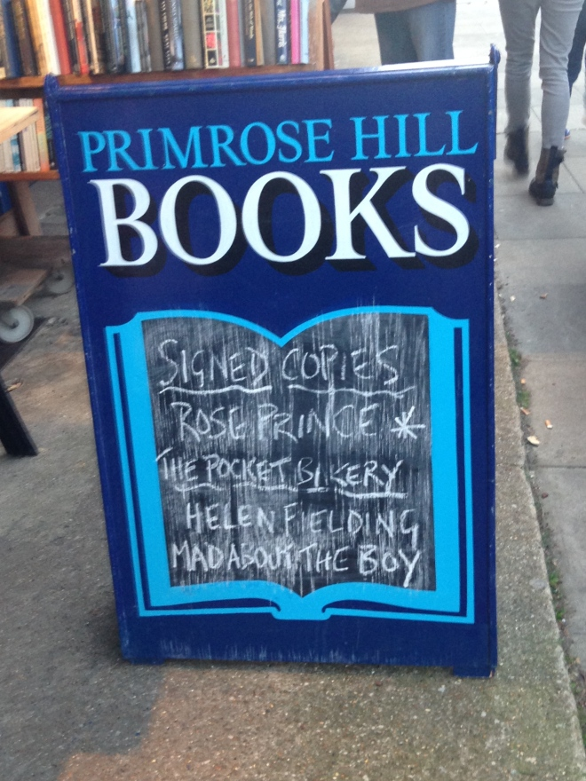 PRIMROSE HILL BOOKSHOP.   © 2013 iLovePrimroseHill.com, all rights reserved.
