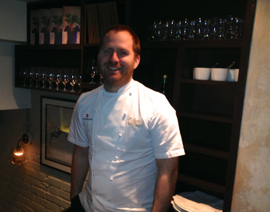 BRYN WILLIAMS, CHEF-PATRON OF ODETTE'S