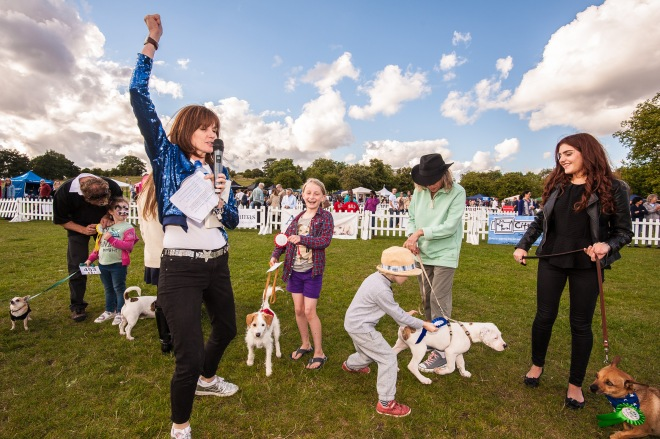 'CHILD'S BEST FRIEND' CLASS FROM PUPAID 2013. Photo Julia Claxton