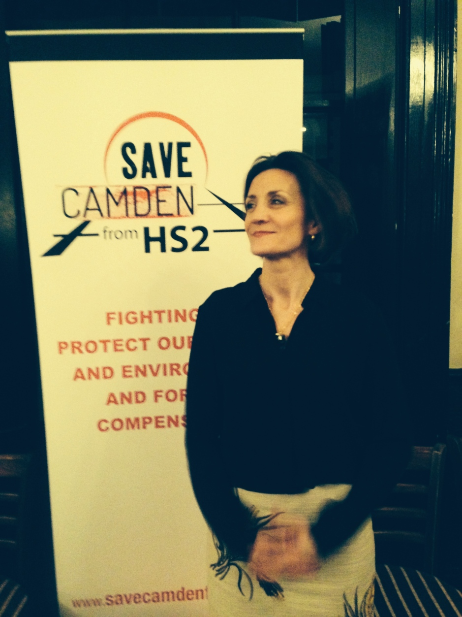 CAMPAIGNER KATHERINE SYKES