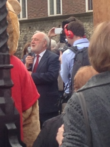 THE INDOMITABLE FRANK DOBSON MP