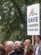 SAVE CAMDEN FROM HS2