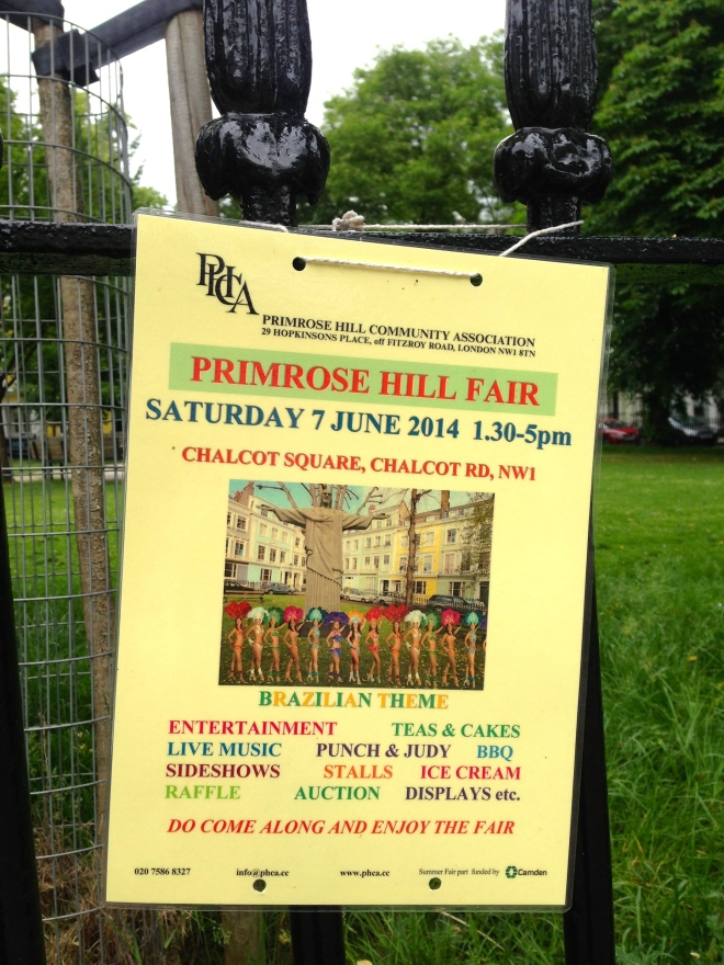 THE PRIMROSE HILL FAIR