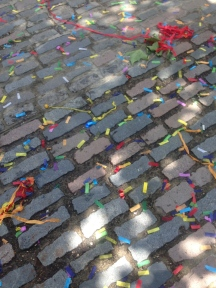COBBLES AND COLOURS