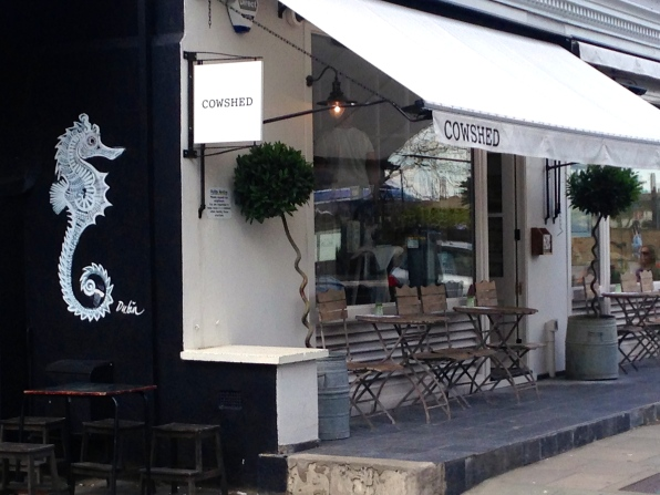 THE COWSHED 115-117 REGENT'S PARK ROAD, NW1 8UR