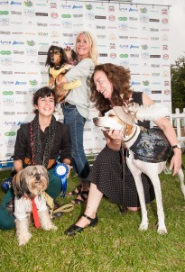 MOST STYLISH POOCH WINNERS photo Julia Claxton.
