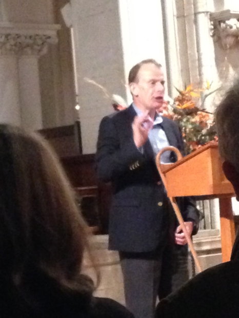ANDREW MARR TALKING ABOUT HIS NEW BOOK, AMONGST MANY OTHER THINGS