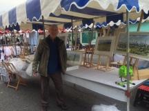 FRANCIS KATZ PREPARING FOR BUSINESS