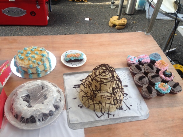 ENTRIES TO THE BAKE-OFF