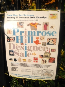 THE PRIMROSE HILL DESIGNER FAIR