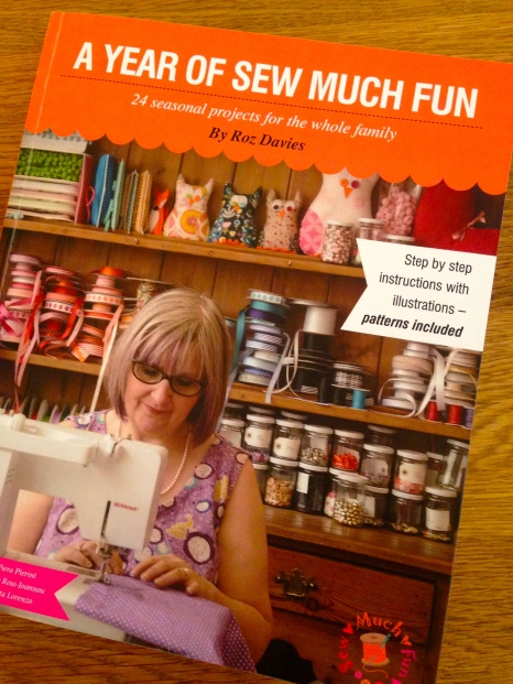 'A YEAR OF SEW MUCH FUN'