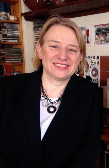 NATALIE BENNETT, GREEN PARTY LEADER AND LOCAL CANDIDATE FOR GE2015