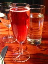 SOME VERY EASY-TO-DRINK FIZZ TO GET THINGS STARTED