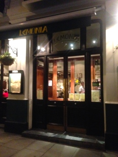 LEMONIA. STEP INSIDE...