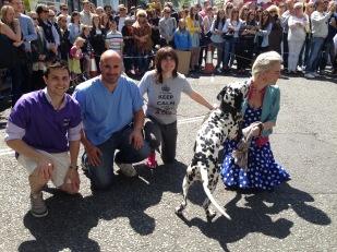 DOG SHOW JUDGES