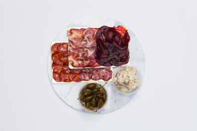 THE MEAT TRAY