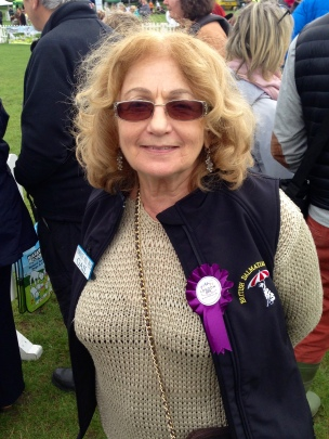 GAIL LEVY OF PRIMROSE HILL PETS