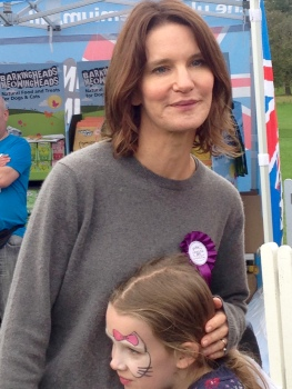 COUNTDOWN'S SUSIE DENT