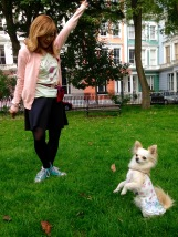 PLAYING IN PRIMROSE HILL