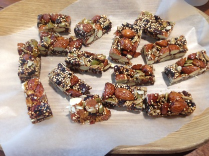 The Goodness Bar was a nutty, wholesome snack sweetened not with sugar but with brown rice syrup