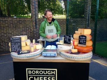 BOROUGH CHEESE