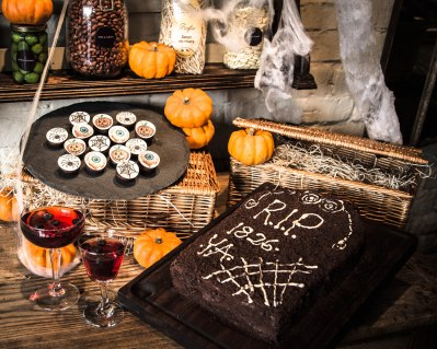 SPOOKY TIMES GALORE AT THE YORK AND ALBANY