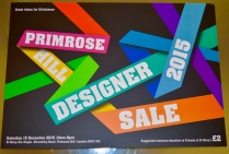 PRIMROSE HILL DESIGNER SALE AT ST MARY'S CHURCH