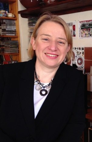 GREEN PARTY LEADER AND LOCAL CANDIDATE FOR GE2015 NATALIE BENNETT