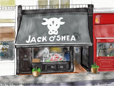 JACK O'SHEA