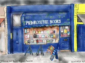 PRIMROSE HILL BOOKS BY THE SECRET ARTIST