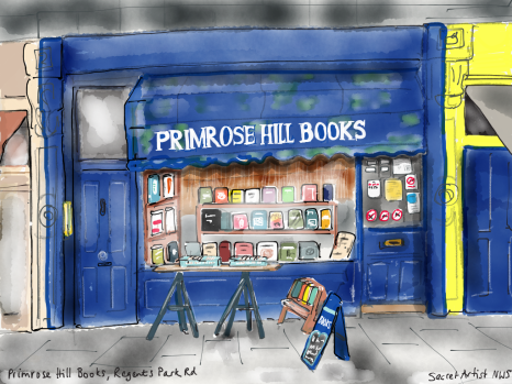 PRIMROSE HILL BOOKS BY THE SECRET ARTIST
