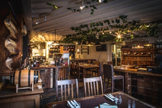 THE YORK AND ALBANY WINE BAR