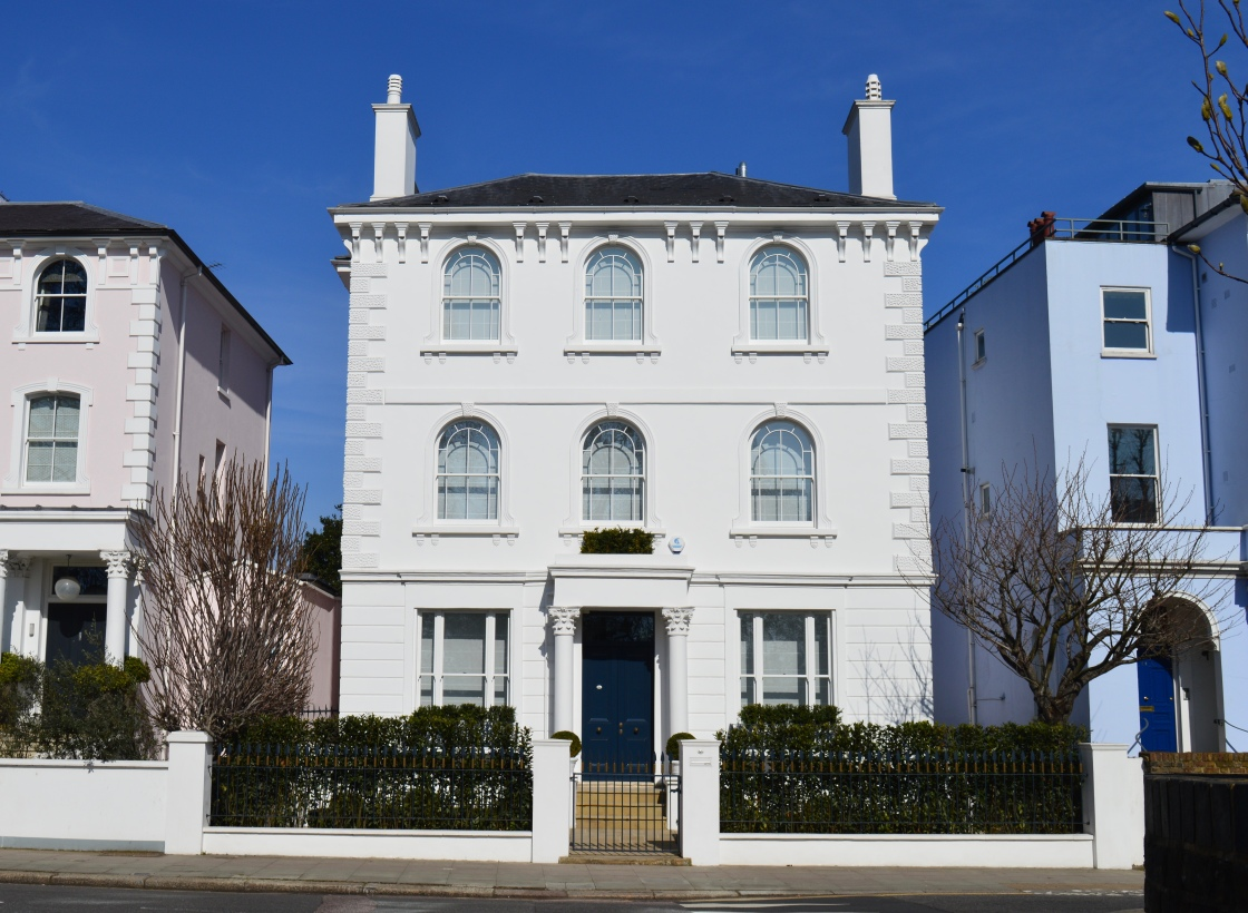 A DREAM HOME IN PRIMROSE HILL