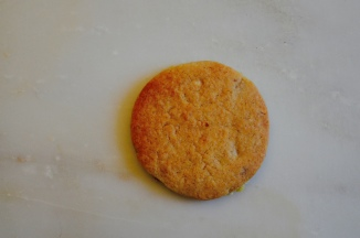A SPICED EASTER BISCUIT