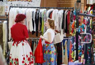 MID-CENTURY MARKET, 11am - 4pm, CECIL SHARP HOUSE