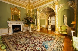 THE PALM ROOM, SPENCER HOUSE