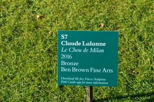 CLAUDE LALANNE