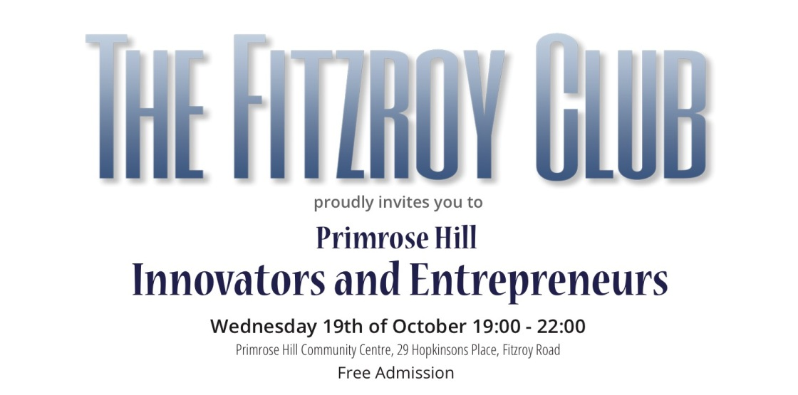 INNOVATORS AND ENTREPRENEURS AT THE FITZROY CLUB