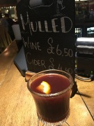 MULLED WINE AT THE PRINCESS